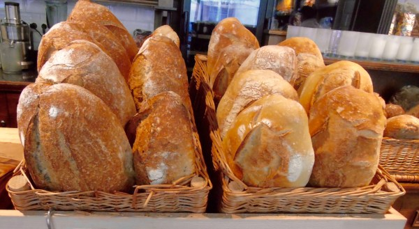 La Bottega di Finestra: bread