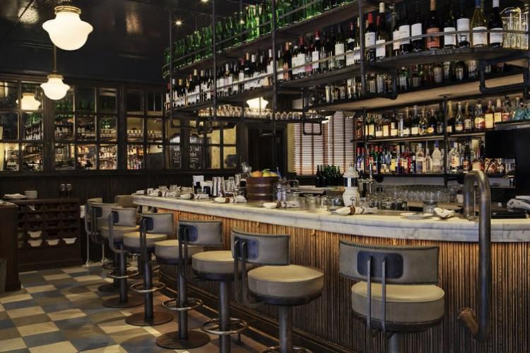 Jackson & Rye: bar