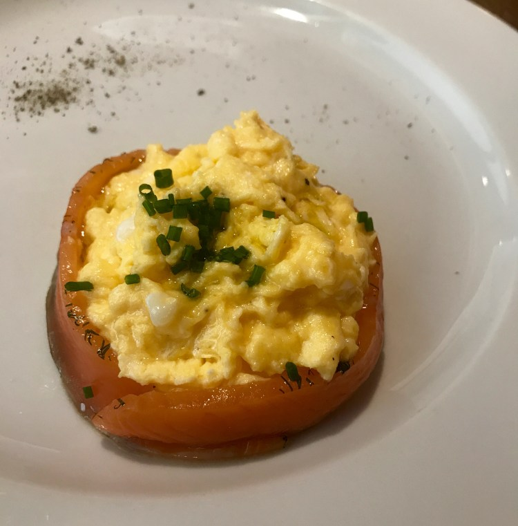 La Bottega di Finestra: scrambled egg