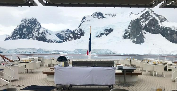 Antartica: Christmas Day