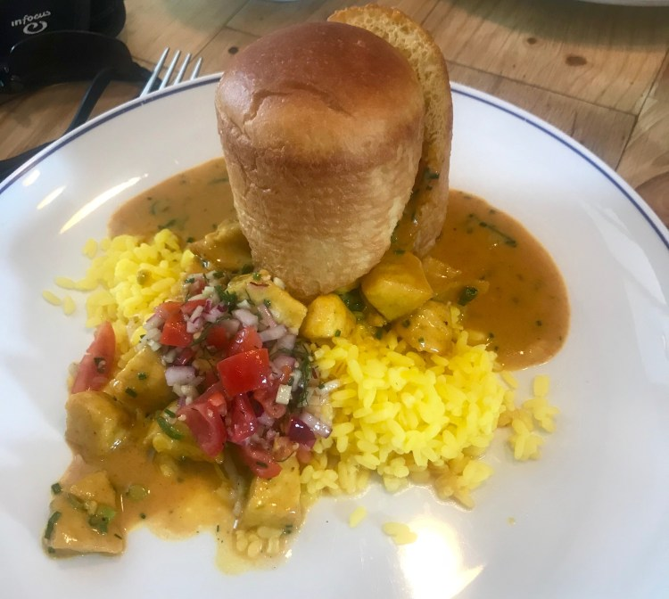 SeaBreeze: Bunny chow
