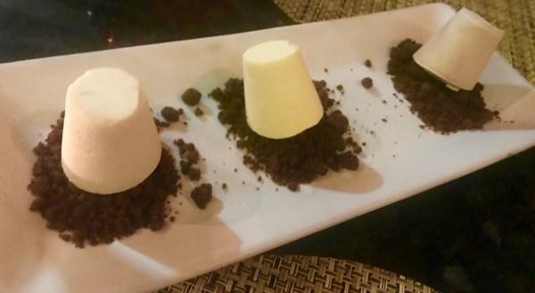 Marigold: dessert