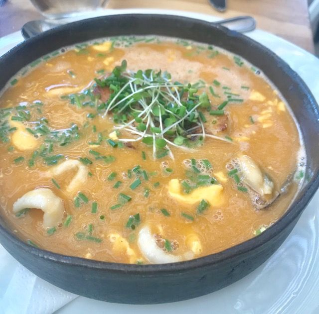Food Barn: Bouillabaisse