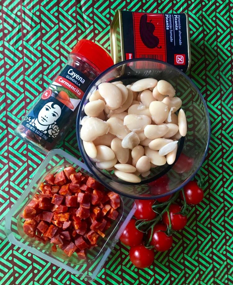 Recipe: ingredients