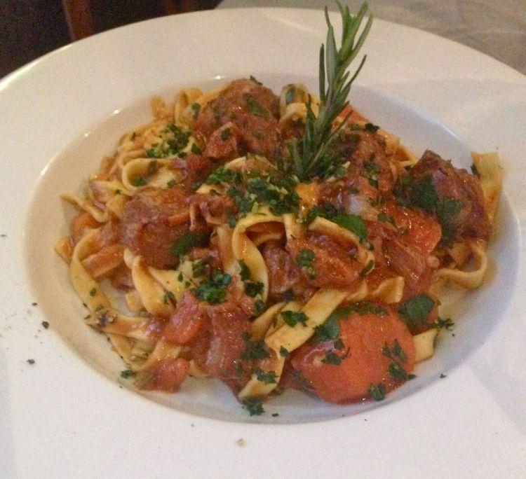 A Tavola: Tuscan veal stew