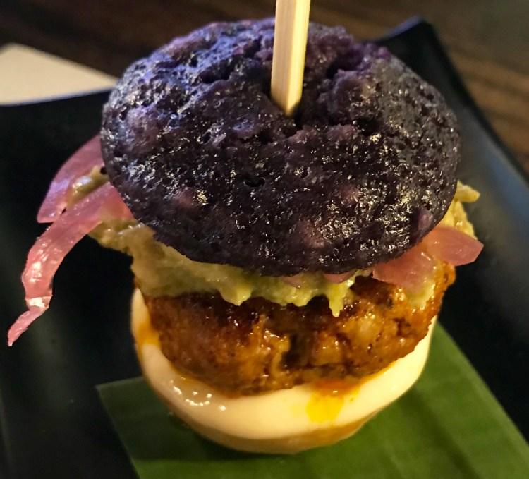 Yuu Kitchen: burger