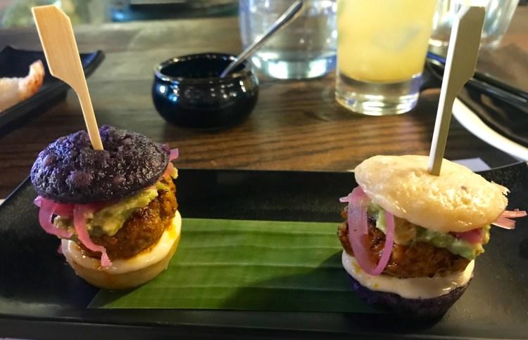 Yuu kitchen: burgers