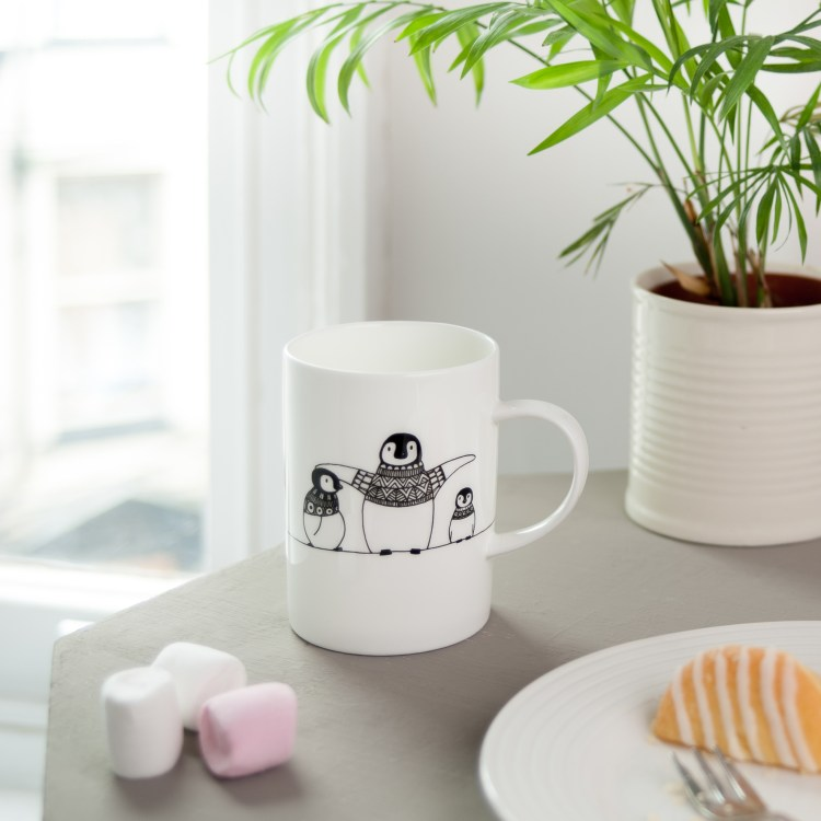 Competition: penguin parade mug