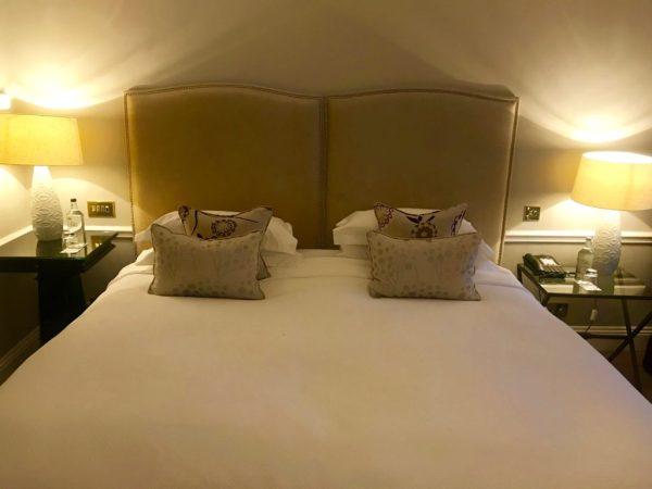 Chewton Glen: bed