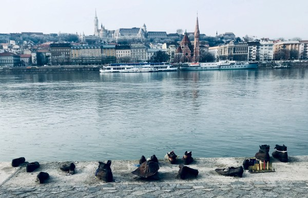 Budapest: The Shoes on the Danube Bank