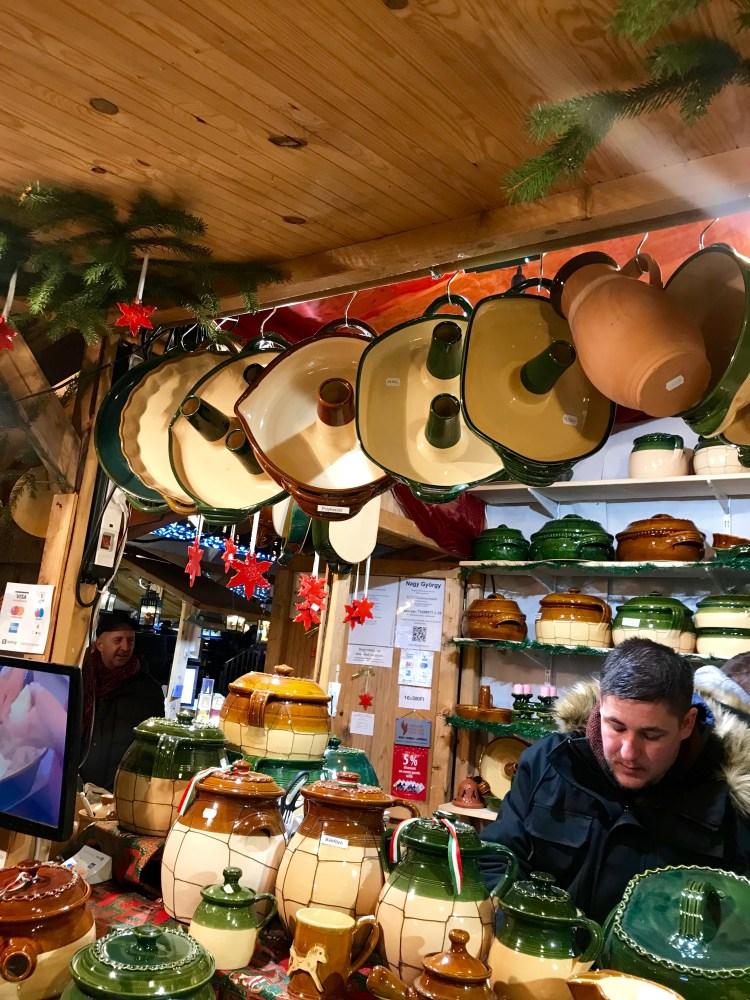 Budapest: ceramics