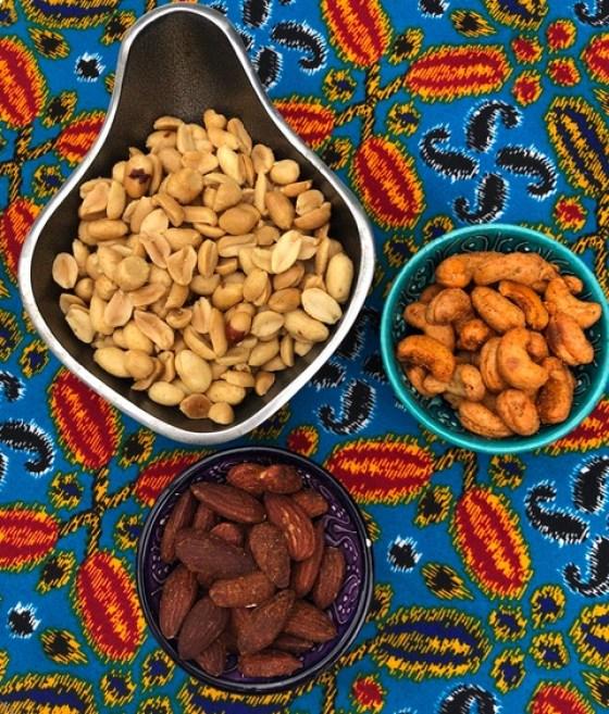 Ginni's: nut box