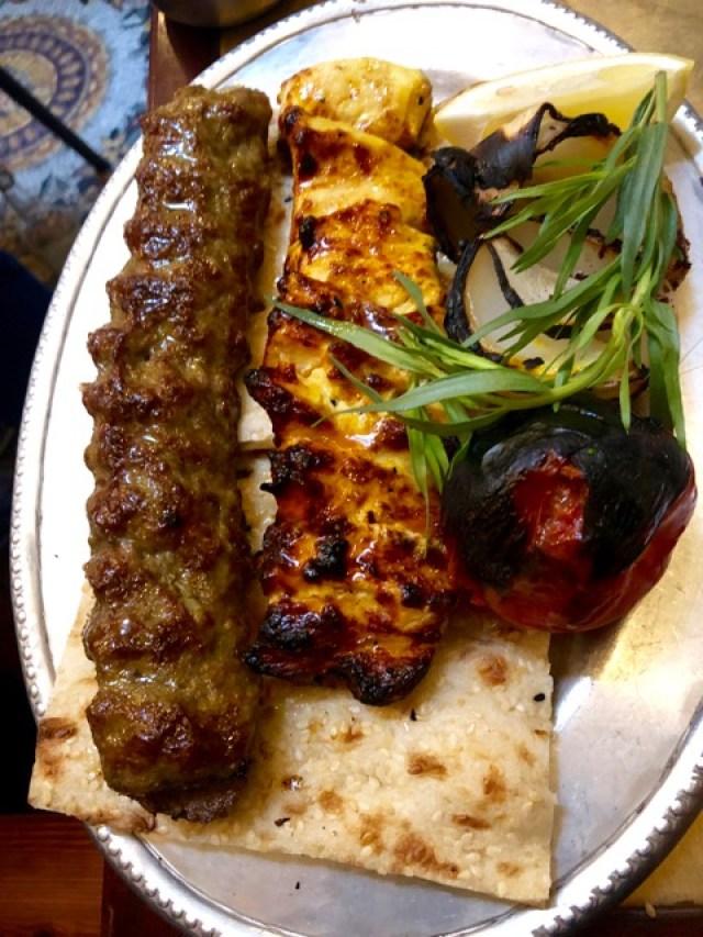 Berenjak: kababs