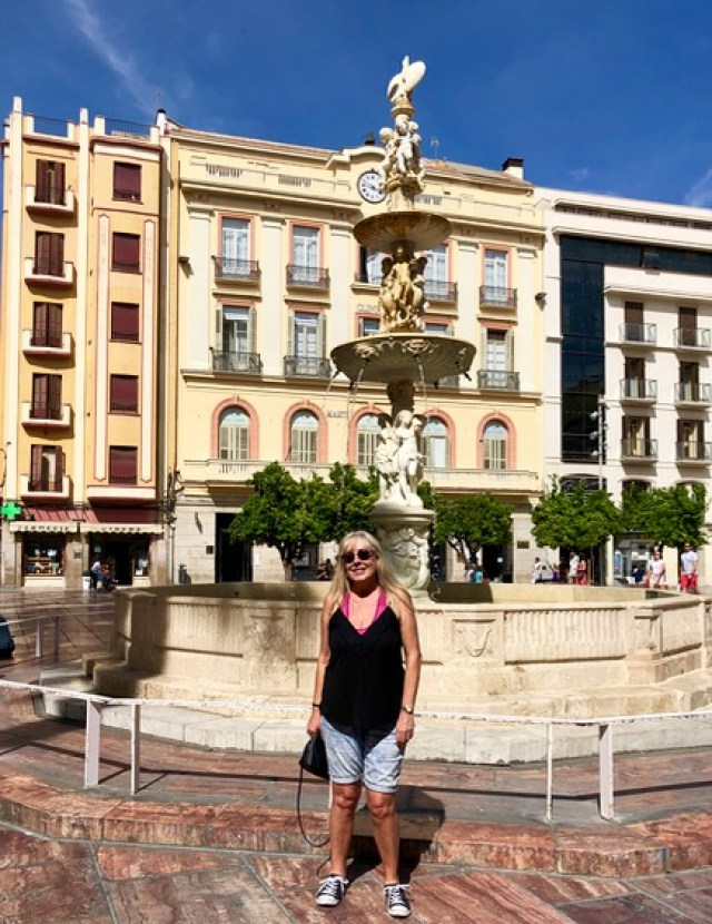Malaga: plaza