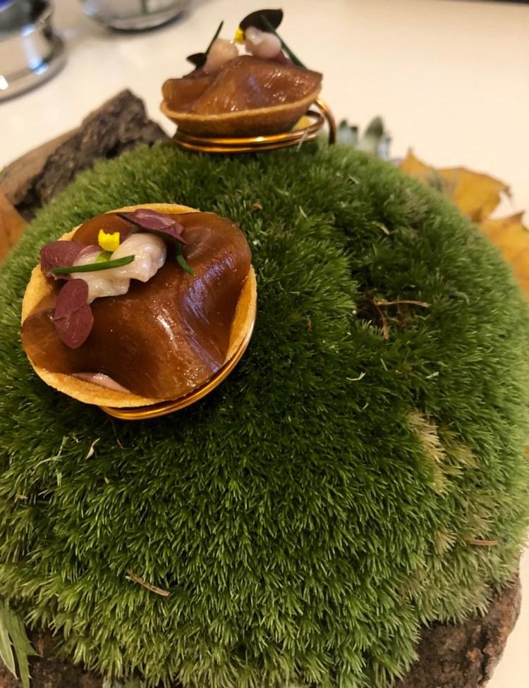 CORE: foie gras
