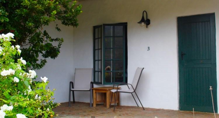 Stanford Valley: verandah