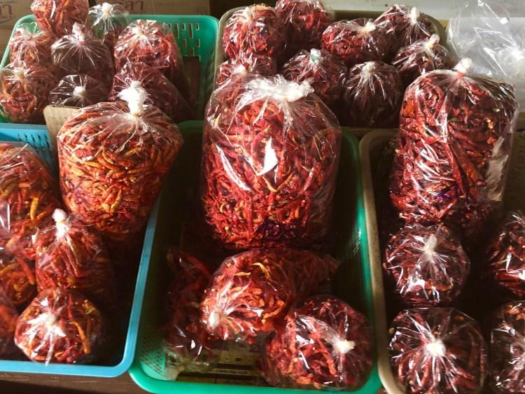 The Sarojin: market