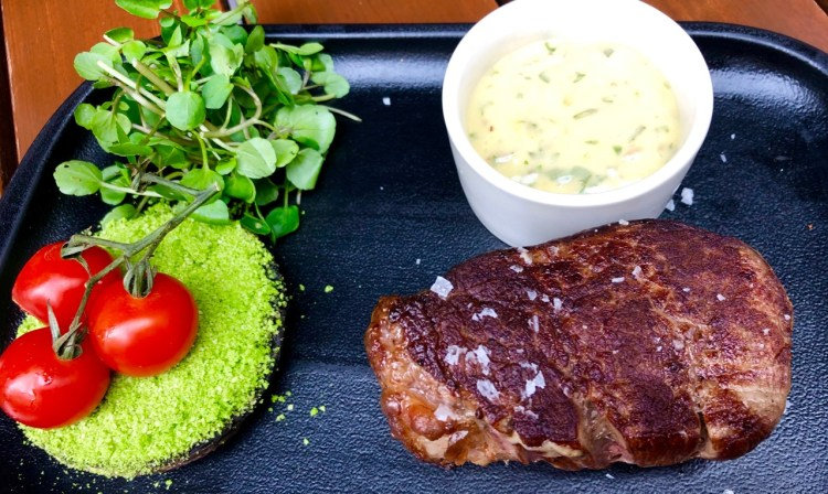 Haddon Street Kitchen: fillet steak