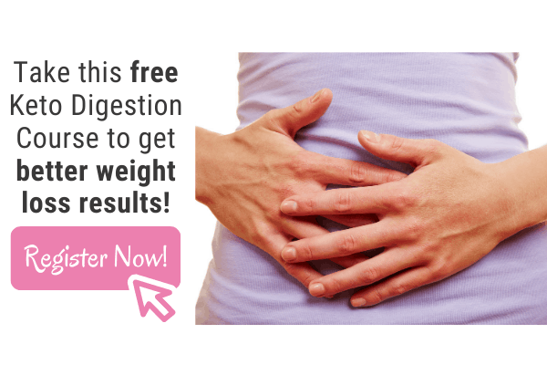 Take the free keto digestion course
