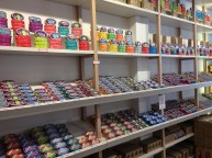 A store for Type-A foodies. These are canned pates!