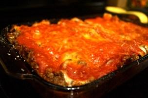 Sausage Rigatoni