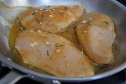 Marinated Chicken