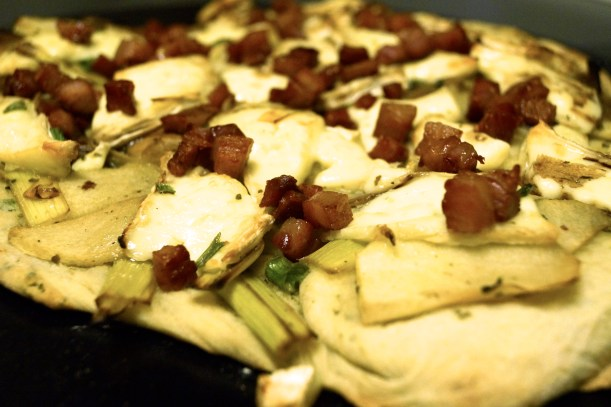 6 - French Pig Pizza 1