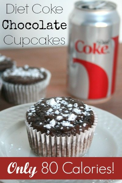 Skinny Chocolate Cupcakes Only 80 Calories Each