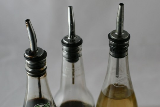 Making Oil and Vinegar Bottles Reusing Soda Bottles