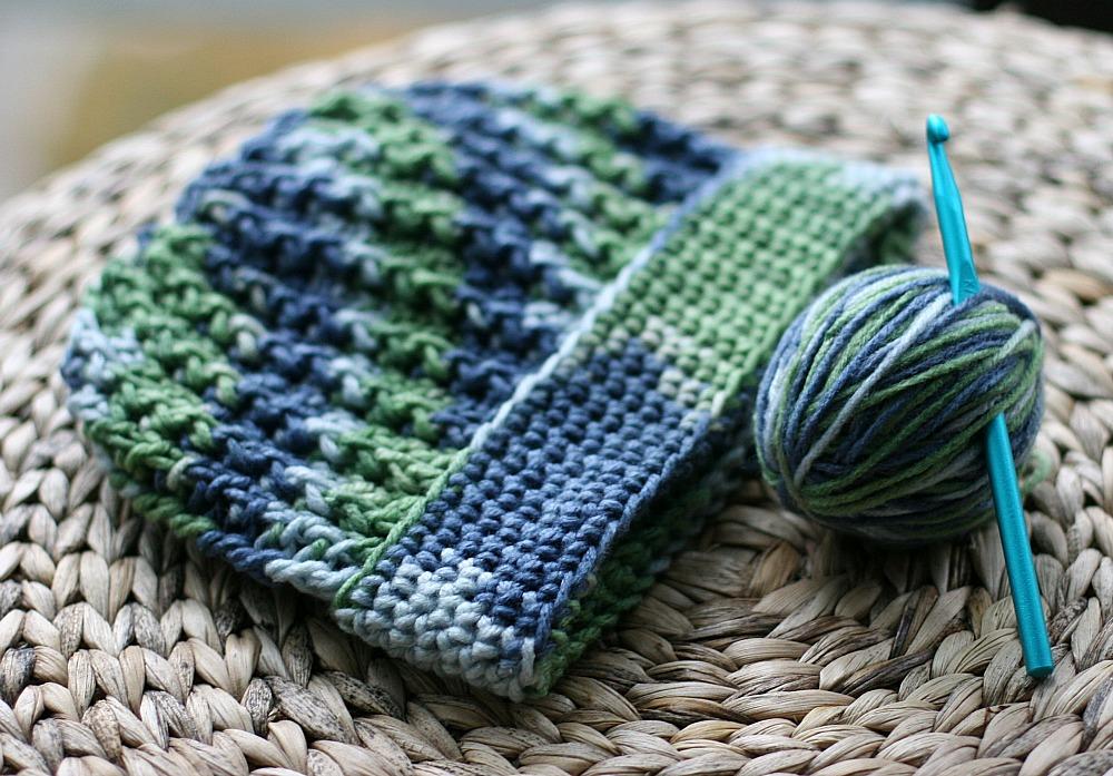 Easy Crochet Ribbed Hat Pattern Mens Unisex Eating Out Loud