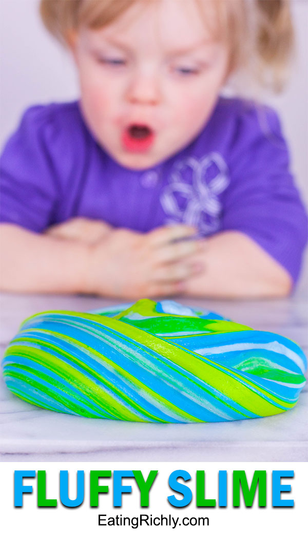 How To Make Slime Without Borax Or Cornstarch Or Liquid Starch : slime, without, borax, cornstarch, liquid, starch, Fluffy, Slime, Recipe, Without, Borax, FLUFFY!!!