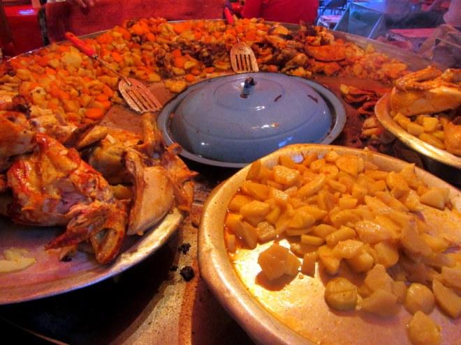 Patzcuaro street food