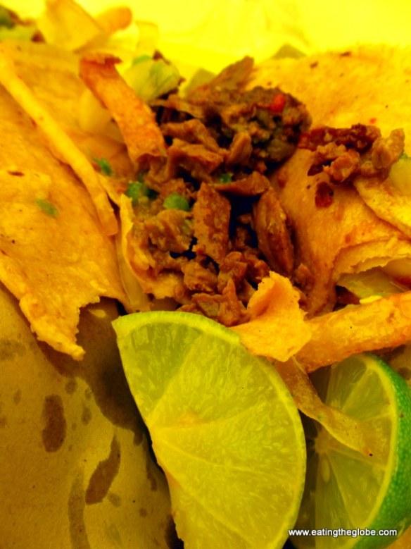 """Cecina Tacos San Miguel de Allende Tuesday Market/""""El Tianguis"""""""