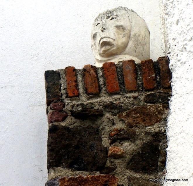 Lavanda Cafe in San Miguel de Allende art