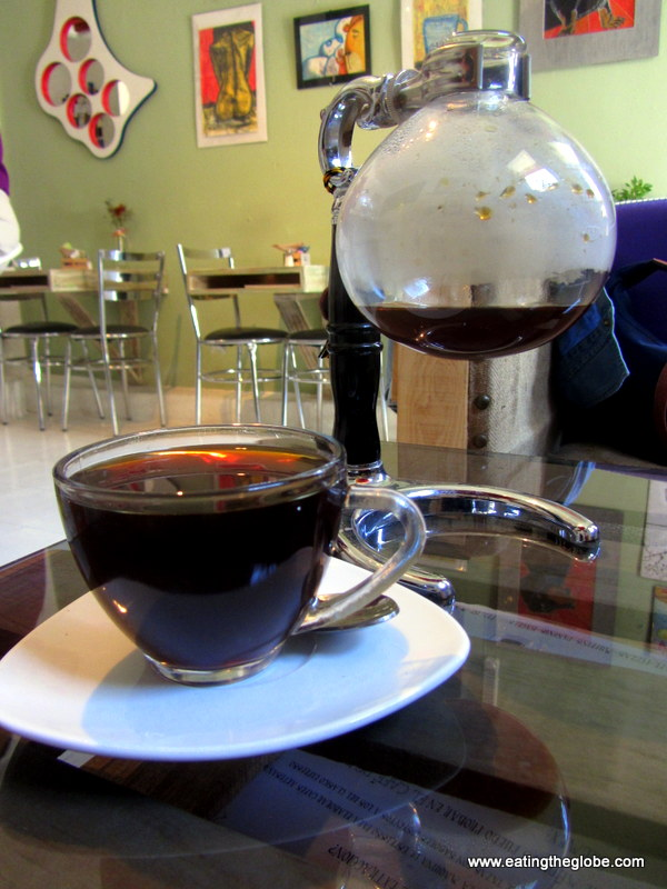 Best coffee in San Miguel