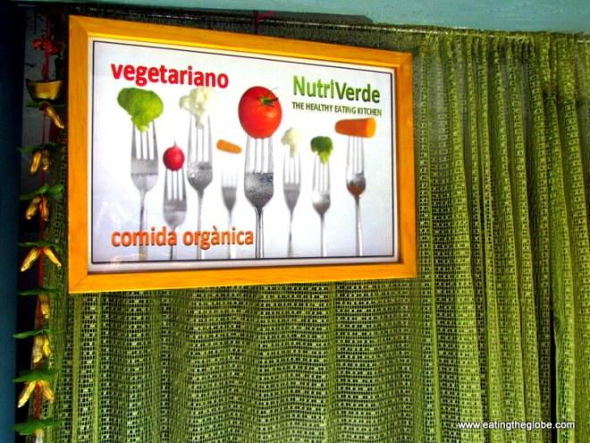Nutriverde vegetarian restaurant san miguel de allende