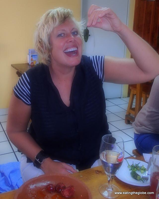 Valen Dawson in Madrid www.eatingtheglobe.com