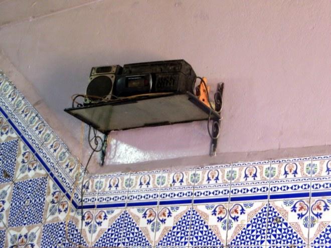 Radio Morocco food
