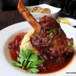 Edinburgh Restaurants: The Magnum Bar And Restaurant