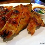 The Best Grilled Chicken In Chiang Mai At Cherng Doi