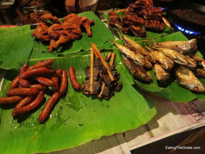 Chiang Mai food-midnight chicken