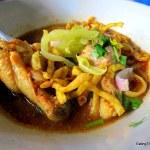 My Favorite Khao Soi In Chiang Mai At  Khao Soi Lam Duan