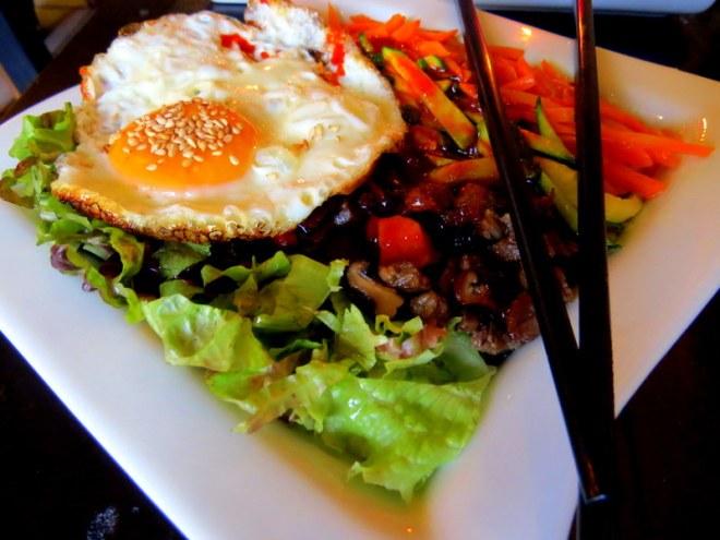 Antigua restaurants Miso Korean restaurant