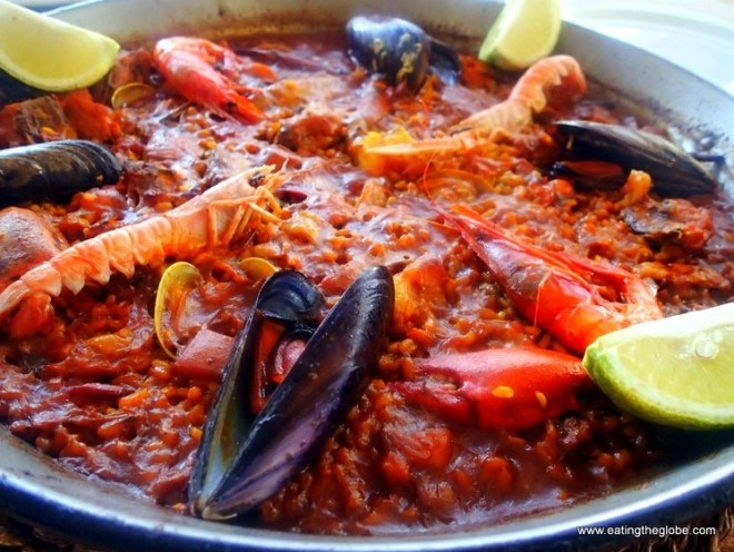 the best food in spain food around the world