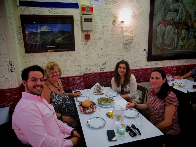 Things To Do In Athens: An Athens Food Tour With Greeking.me