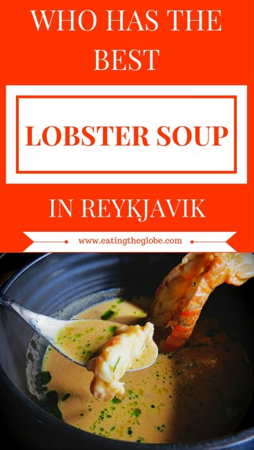 Which Restaurant Has The Best Lobster Soup In Reykjavik?