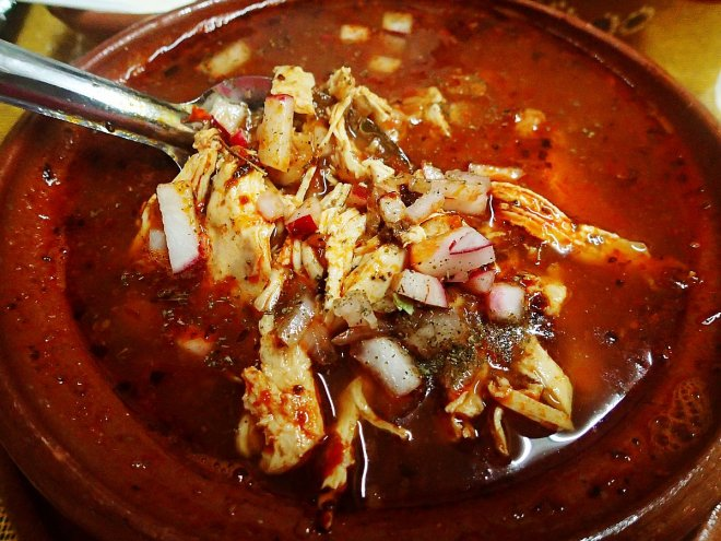 This San Miguel de Allende Restaurant Has The Best Pozole I've Ever Had