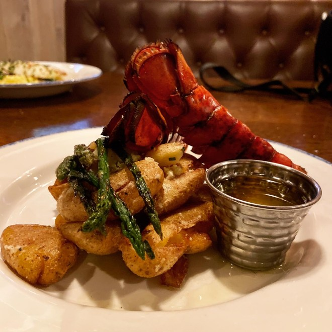 Lobster at Line & Lure