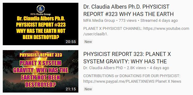 Dr Claudia Albers' Question
