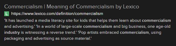 PopArtistsEmbracedCommercialism